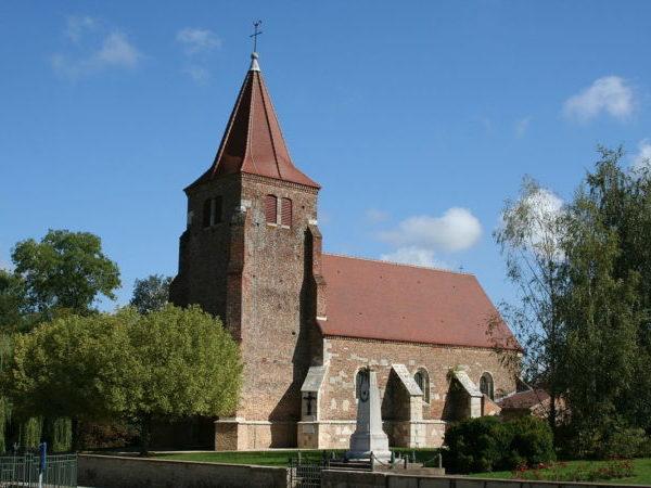 église d'authumes
