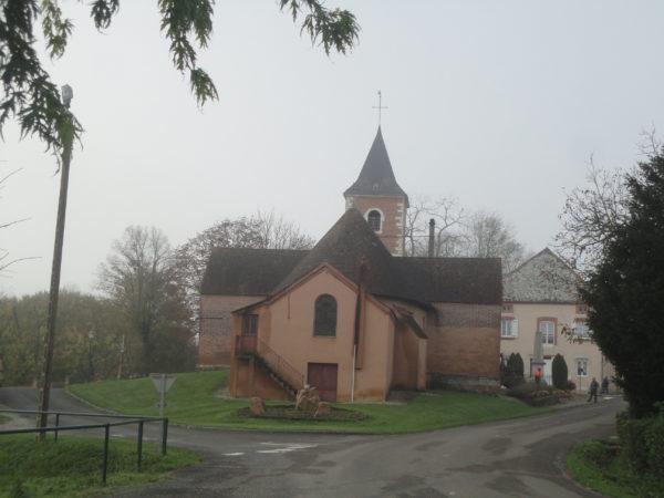 église saint bonnet en bresse