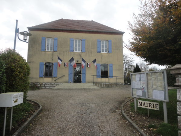 mairie saint bonnet en bresse